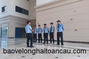 5 lý do chọn công ty dịch vụ bảo vệ tòa nhà uy tín TPHCM - LongHaiToanCau