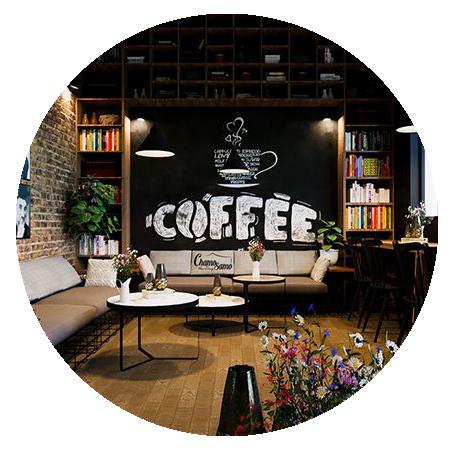 Quán Caffe