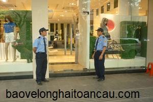 Dịch vụ bảo vệ shop thời trang chuyên nghiệp - Địa điểm, giá thuê bảo vệ