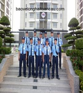 Công ty dịch vụ bảo vệ ở quận Tân Phú - Long Hải Toàn Cầu