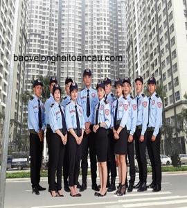 Công ty dịch vụ bảo vệ tại quận Tân Bình - Nhân viên chuyên nghiệp