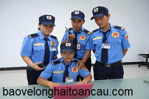 Dịch vụ bảo vệ giá rẻ tại quận Bình Tân - Nguồn cung ứng bảo vệ chất lượng